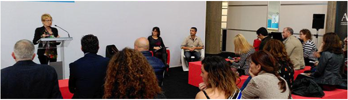 """La Diputació presenta """"Suport a l'activitat empresarial"""" en el Saló de l'empre- nedoria de la Fira de Girona"""