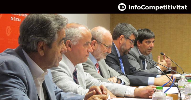 Situació i perspectives econòmiques Catalunya i Girona. 2015-2016