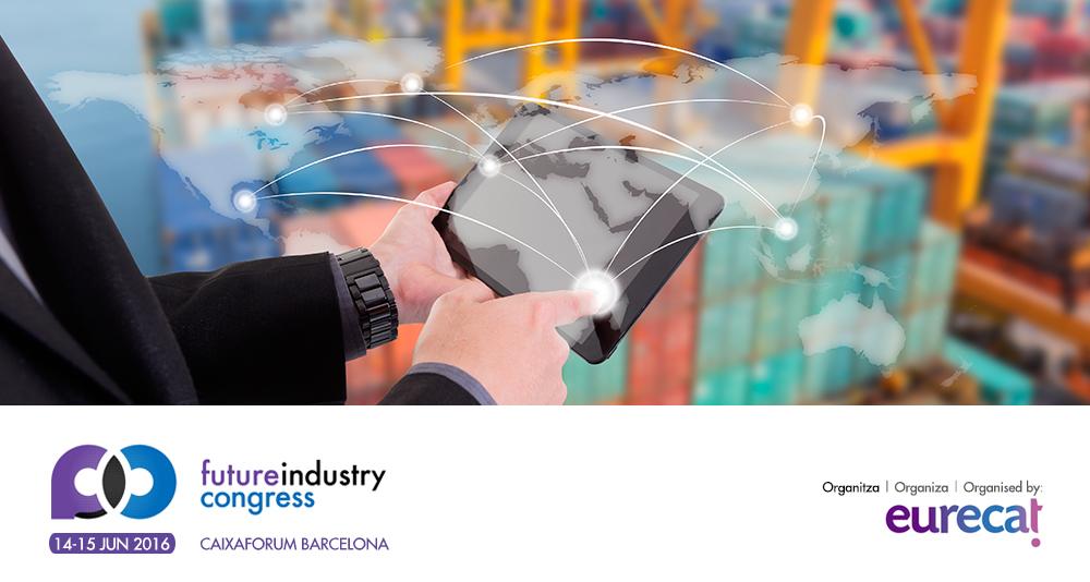 Future industry congress. Barcelona 14 i 15 de juny.