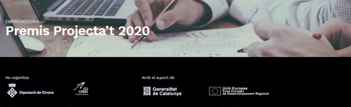 Els premis Projecta't de la Diputació de Girona impulsen deu empreses de la demarcació