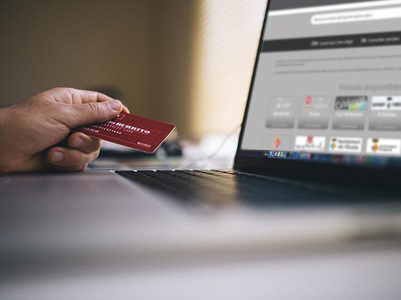 Plataforma de comerç en línia: «A casa en un clic»